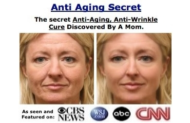 Stripped bare, the misleading claims of an anti-wrinkle cream firm