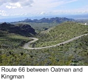 Route66btwnOatmanAndKingman