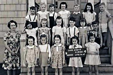 Lake Grove School 1947