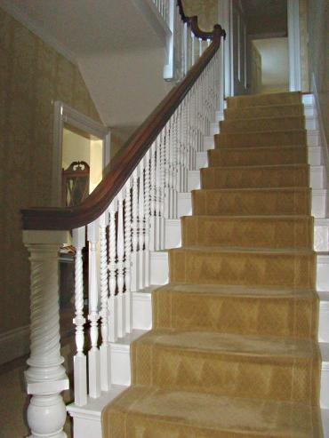 Dickson stairs