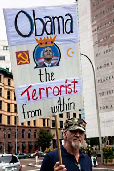 Obama the Terrorist