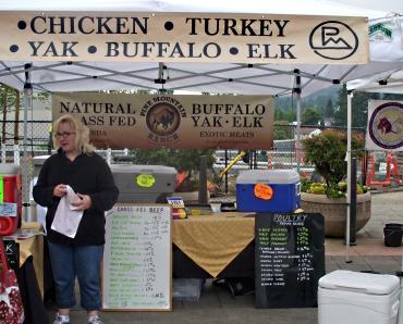 Yak Elk Buffalo Meat
