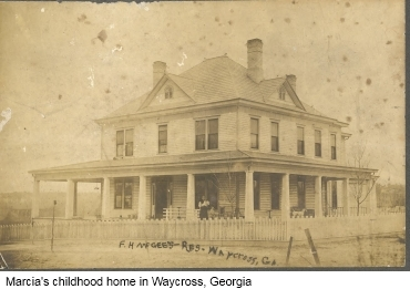 Marcia's House