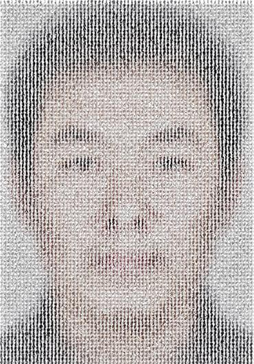 Face of 7 billion