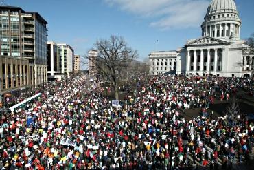 Madison Crowd