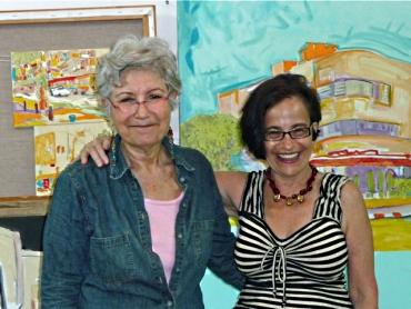Sali and Tamar 2011
