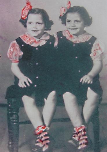 Twins Harrison
