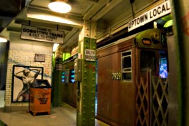 Wolfson Brooklyn Bridge Station