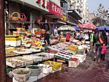 Chinese Market 1
