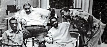 T-Bone, Joe, Otis, George