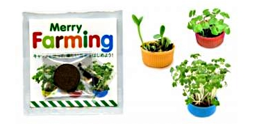 Bottle Cap Farming Kit