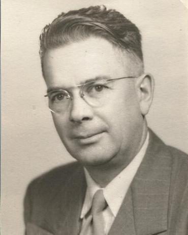 Lyn Burnstine's father