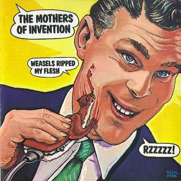 Frank Zappa-Weasels