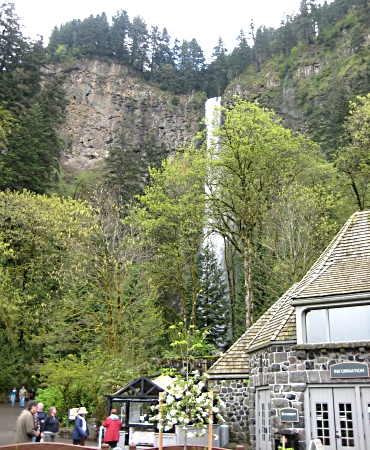 Multnomah Falls Lodge