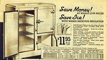 The first invention to be look at was detailed in the first couple chapters of Fresh and that was the refrigerator. The refrigerator was a true game changer ...  sc 1 st  Blogs@VT & Technology Human Relations and the Environment | Environmental ... Aboutintivar.Com
