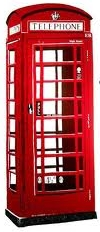 BT Red Phone Booth