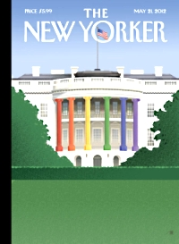 New Yorker cover May 21, 2012