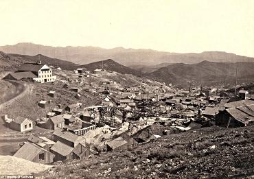 Virginia City 1867