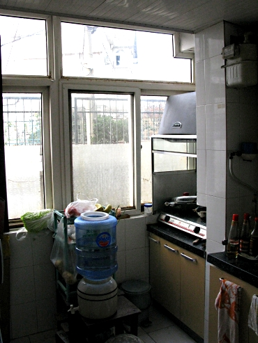 Johna's Kitchen in China