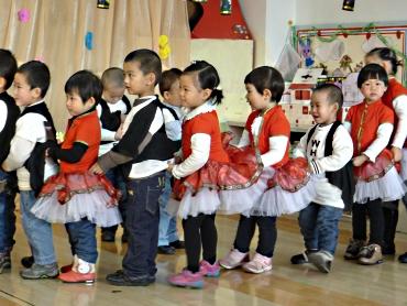 Yiyi at School