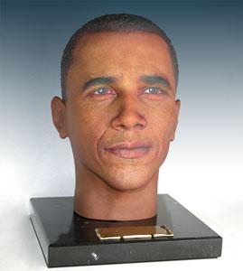 Barack Obama Urn