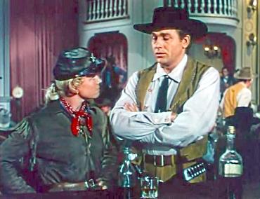 Doris Day and Howard Keel