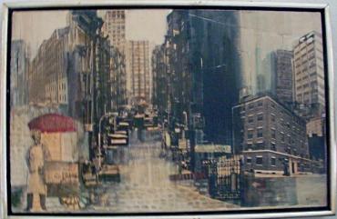 Marilyn Kaplan collage
