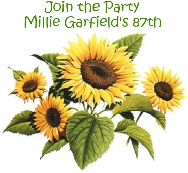 Millie's Sunflowers