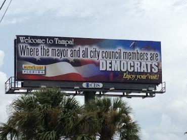 Tampa billboard