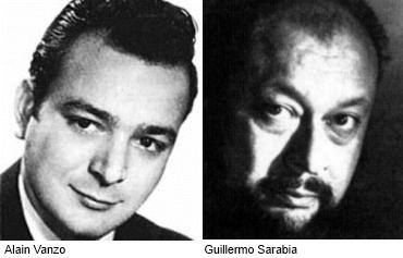 Vanzo and Sarabia