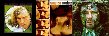 Van Morrison Albums
