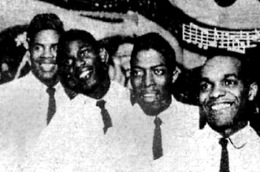 Stanley Mitchell and the Tornados