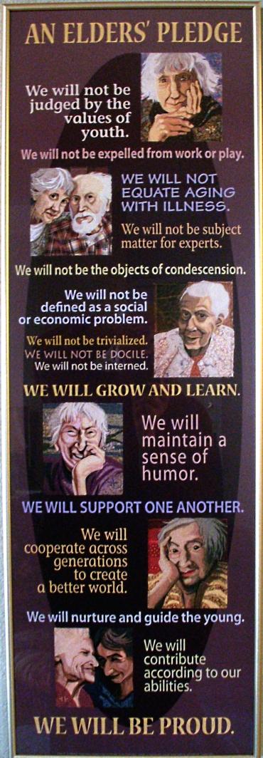 Elders Pledge