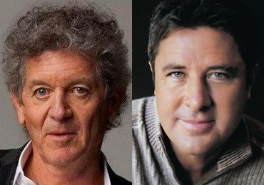 Rodney Crowell and Vince Gill