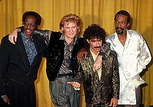 Hall and Oates and Ruffin and Kendricks