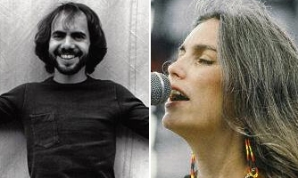 Steve Goodman and Emmylou Harris