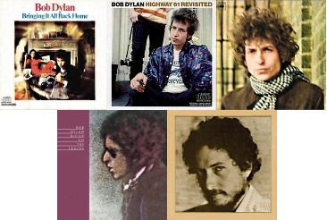 Bob Dylan Five Covers