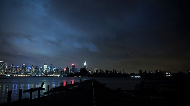 Power Divided Skyline - Credit: Andrew Burton/Getty Images