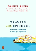 Travels with Epicurus Cover