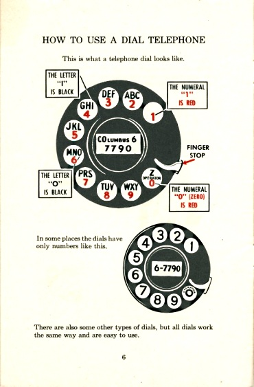 Use Dial Phone1