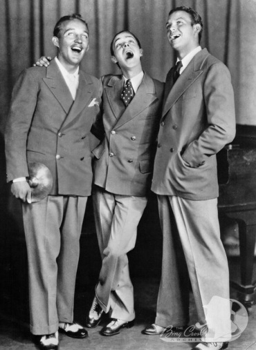 Harry Barris, Bing Crosby, Al Rinker