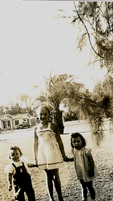 Cousins, Phyllis, Marcy and Linny