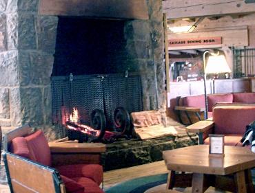 Timberline Fireplace