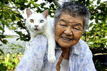 Grandmother-and-cat-miyoko-ihara-fukumaru-17