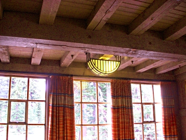 Timberline Art Deco Light