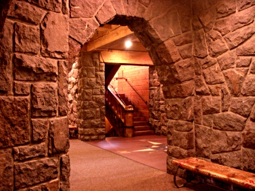 Timberline Stone Arches