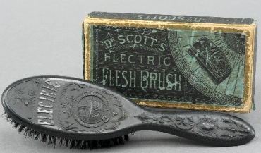 Flesh brush