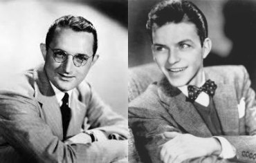 Tommy Dorsey and Frank Sinatra