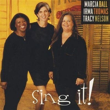 Marcia Ball-Sing It