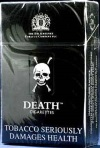 Death cigarettes100, torokAgGogerty